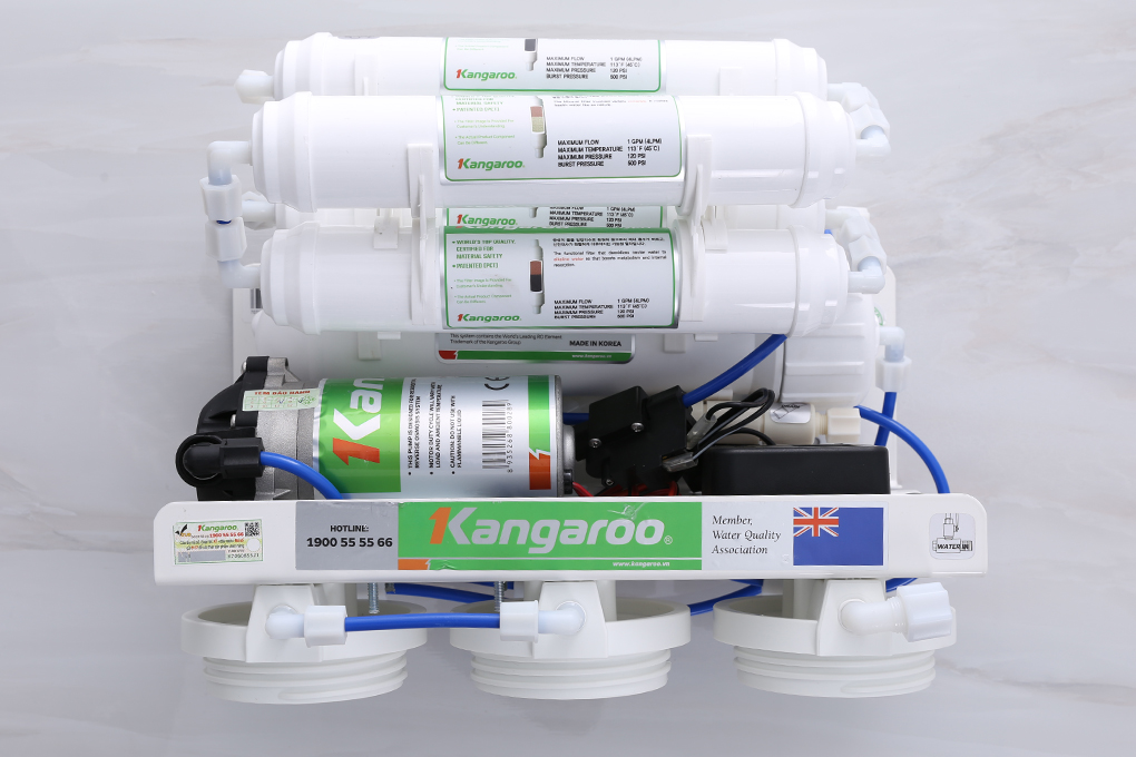 Máy lọc nước Kangaroo Hydrogen KG100HM-KV