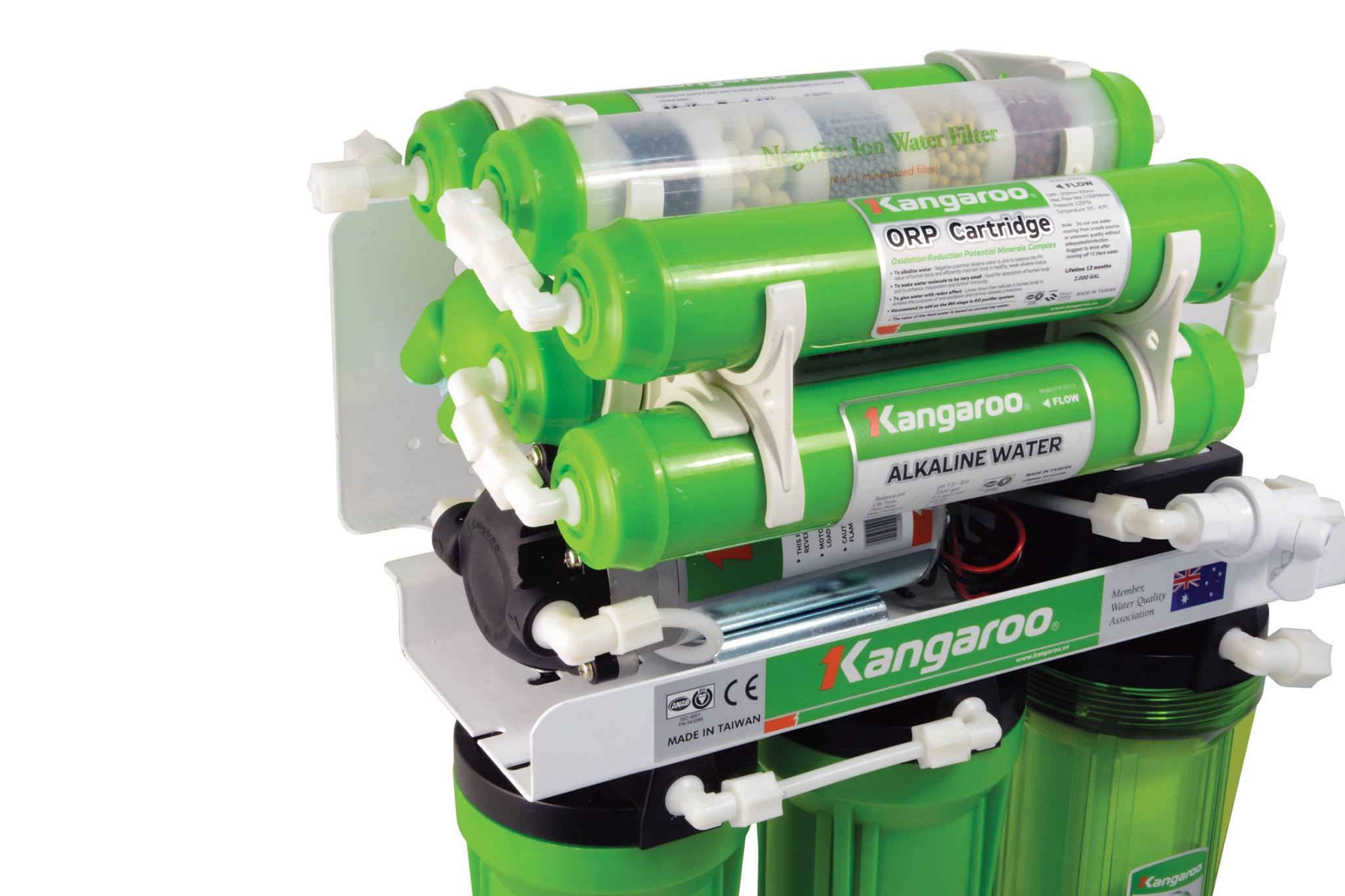 Máy lọc nước RO Kangaroo KG110A-KV