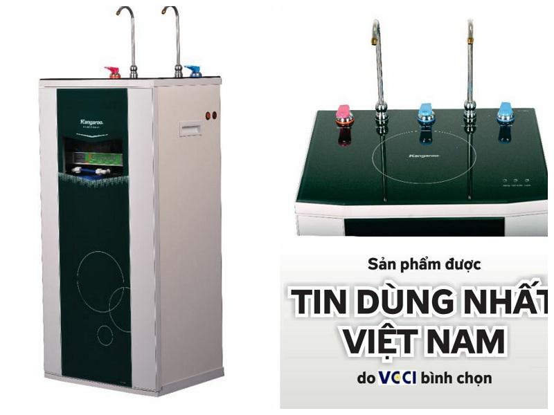 Máy lọc nước nóng lạnh Kangaroo KG19A3