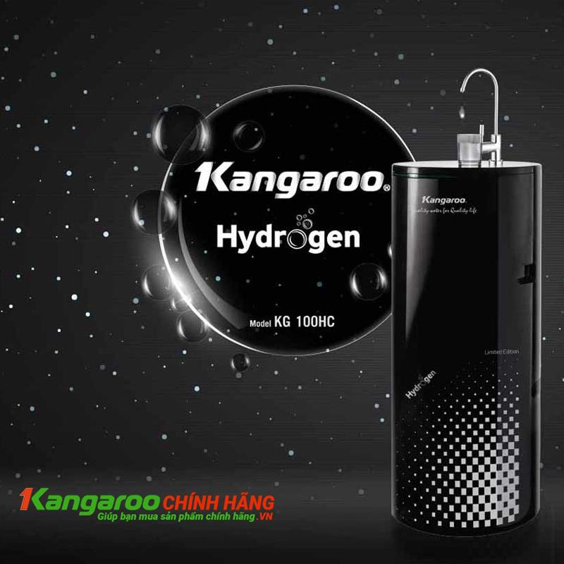 Máy lọc nước KANGAROO Hydrogen KG100HC (Mới)