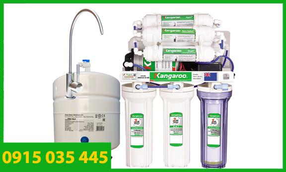 Máy lọc nước Hydrogen Kangaroo KG100HQ-KV