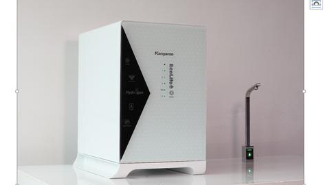 Máy lọc nước Kangaroo Hydrogen Lux KG100HU+