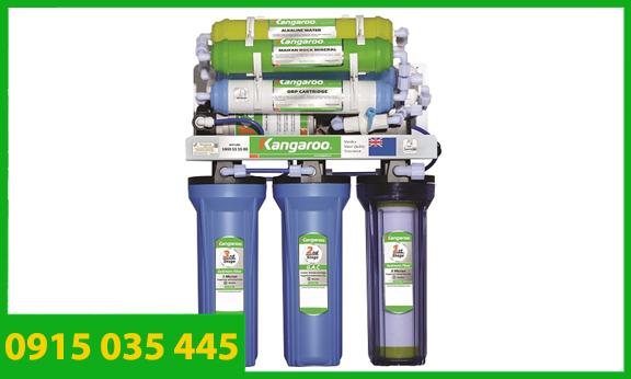 Máy lọc nước RO Kangaroo KG108A-KV