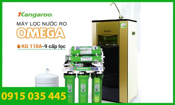 Máy lọc nước RO Kangaroo KG110A