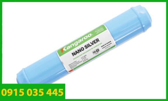 Lõi lọc nước số 5 Kangaroo Nano silver