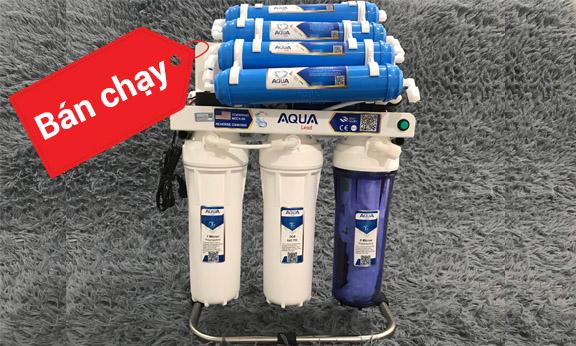 Máy lọc nước RO Aqua Không Tủ 10 lõi lọc