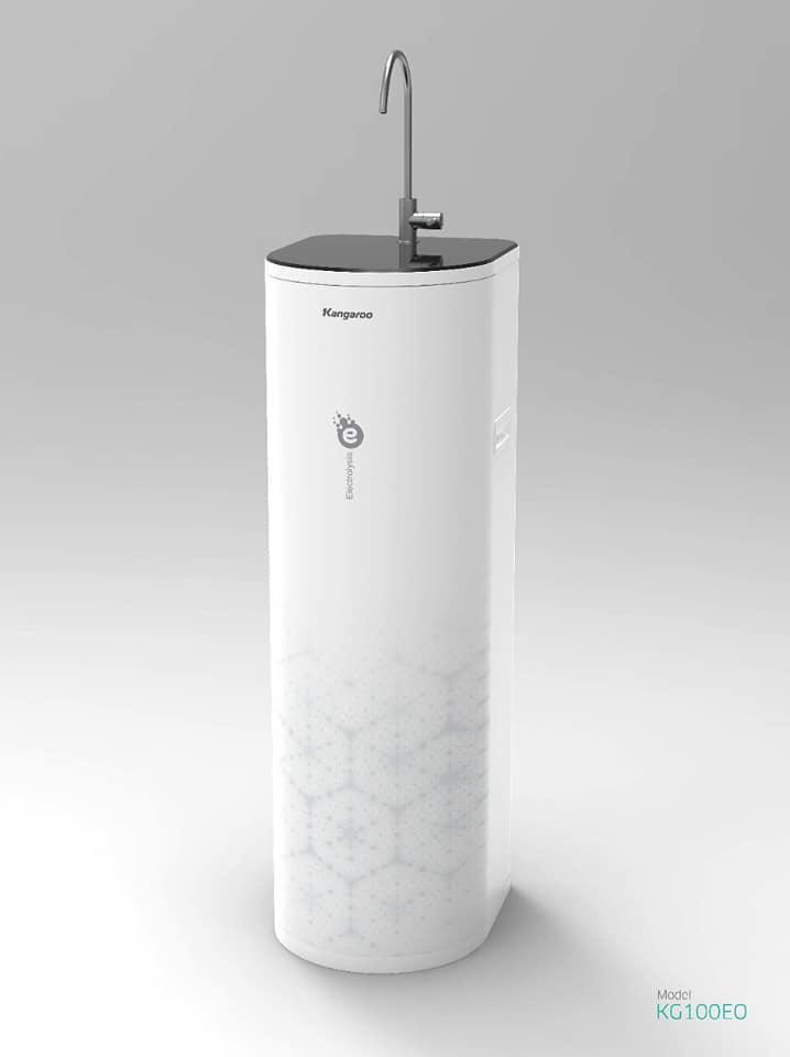 Máy lọc nước Kangaroo Hydrogen ion kiềm KG100EO