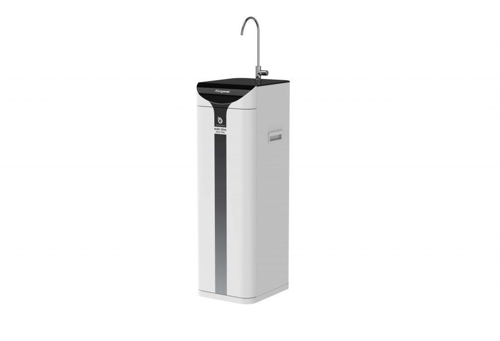 Máy lọc nước Kangaroo Hydrogen Slim nóng lạnh KG10A6S New