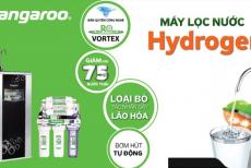Máy lọc nước Kangaroo Hydrogen là gì và có lợi ích ra sao?